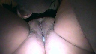 My White Pussy Fucked Bareback By A Indian Cock