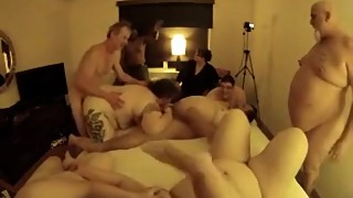 Mature Swinger Party