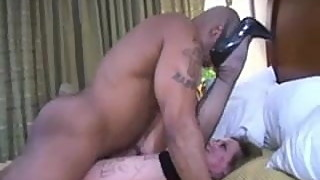 Wife Used By Big Black Lover