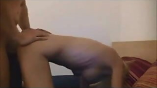 Amateur babe gets fucked on real homemade