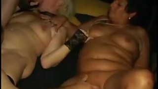 Sperm-party swingers