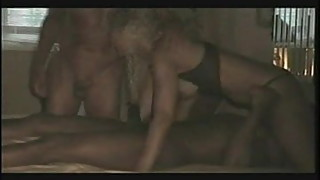 Wifes bbc interracial date with two black bulls 3